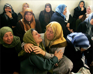 Tangis dan Kutukan Arab…