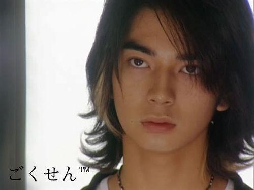 Matsumoto Jun as Domyouji Tsukasa